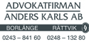 Advokatfirman Anders Karls