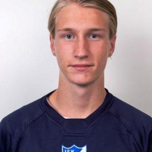 Viktor Hjelm kallad till landslagsläger P19