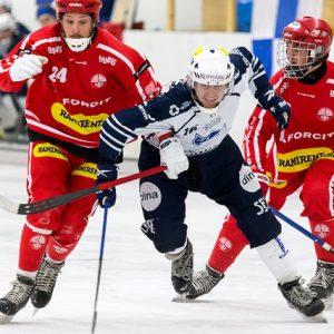 Matchen mot Gustavsberg flyttad