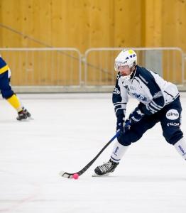 Markus Karlström tillbaka i Rättvik bandy