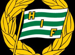 Träningsmatch mot Hammarby Bandy