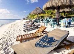 Visa vilka du håller på i sommar med en IFK handduk!