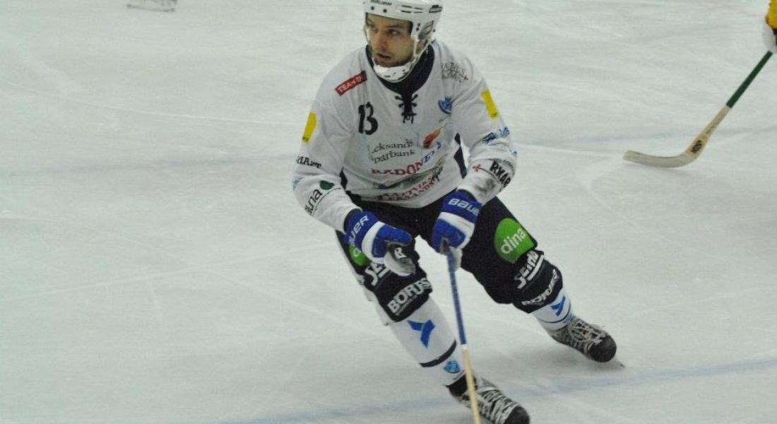 Mattias Widén klar för IFK Rättvik bandy