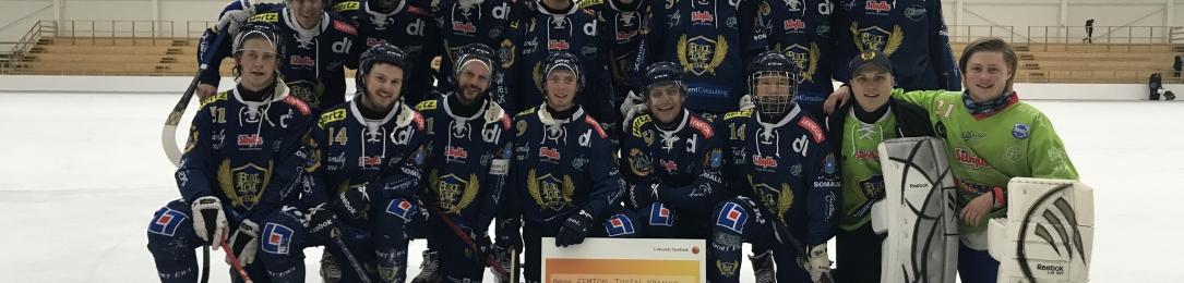 P & L City segrare i Leksands Sparbank Cup!