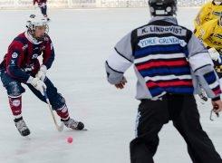 Rasmus Plan klar för IFK Rättvik bandy!